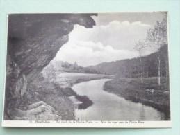 Au Pied De La Roche Plate / Aan De Voet Van De Platte Rots ( 16 ) Anno 1942 ( Zie Foto Voor Details ) !! - Houffalize