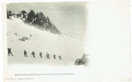 05 - Reconnaissance De Skieurs Du 159° Au Pied Du Grand Galibier - Non Classés