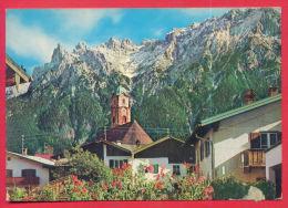 162434 / Mittenwald ( Oberbayern ) - District Of Garmisch-Partenkirchen - Germany Deutschland Allemagne Germania - Mittenwald