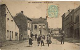 ARDENNES 08.SAINT MENGES LA RUE DE SAGNY - France
