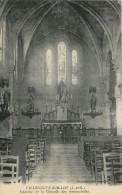 Intérieur De La Chapelle Des Annonciades - Villeneuve Sur Lot