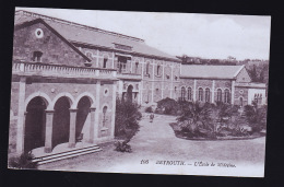 BEYROUTH ECOLE MEDECINE - Líbano
