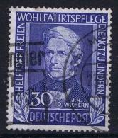 Germany: 1949, Mi Nr 120 Used