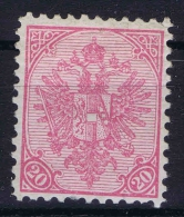 Österreichisch- Bosnien Und Herzegowina  Mi Nr 16 B , Yv Nr 16a Perfo 10,50