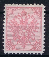 Österreichisch- Bosnien Und Herzegowina  Mi Nr 16 B , Yv Nr 16a Perfo 10,50  MNH/** - 1850-1918 Imperium