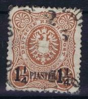 Turkei 1884  : Mi Nr 4  Used Has A Fold