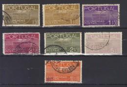 N°s 18,19,20,21,22,24,25  (1936) - Oblitérés
