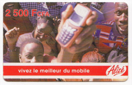 SENEGAL RECHARGE GSM SONATEL - Sénégal