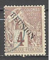 Réunion: Yvert N° 19°; Voir Scan - Gebraucht