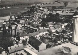 319-102 A -  LE PLESSIS-BELLEVILLE  (Oise)  - Vue Aérienne - L'Eglise - Other Municipalities