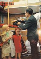 CHEMINS DE FER FRANCAIS  TRAIN AUTOS COUCHETTES  N° 64 (dil130) - Trains