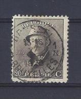 N°170 Ntz GESTEMPELD BRUSSEL-BRUXELLES 1 N - 1919-1920 Albert Met Helm