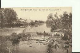 FR917   --  SAINT JUNIEN ( Hte - Vienne )   --  LES BORDS DE LA VIENNE AU PONT N. D.