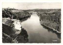 Cp, 24, La Dordogne Et La Route Touristique Entre Limeuil Et Trémolat - Francia