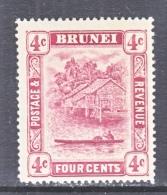 BRUNEI   20  *   Wmk 3 - Brunei (...-1984)