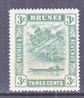 BRUNEI   46   *   Wmk 4 - Brunei (...-1984)