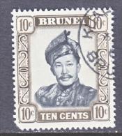 BRUNEI   89    (o)   Wmk 4 - Brunei (...-1984)