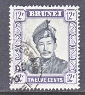 BRUNEI   90    (o)   Wmk 4 - Brunei (...-1984)