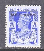 BR  B URMA   37    ** - Burma (...-1947)