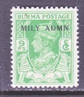 BR  B URMA   38    ** - Burma (...-1947)