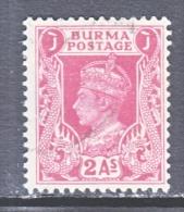 BR  B URMA   56   (o) - Burma (...-1947)