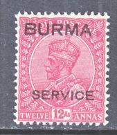 BR  B URMA   O 10   ** - Burma (...-1947)