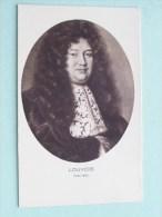 Marquis LOUVOIS ( 1641-1691 ) Anno 19?? ( Zie Foto Voor Details ) !! - Personnages