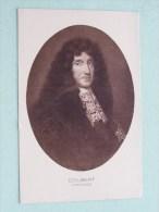 COLBERT Politicus ( 1619-1683 ) Anno 19?? ( Zie Foto Voor Details ) !! - Personnages