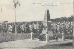 Petit-Croix - Inauguration Du Monument De L´Aviateur Pégoud - Vente D´insignes De La Fête - Edition M. Eve - Francia