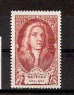 TITI // FRANCE 1949 Antoine WATTEAU   YT855  Neuf** Frais D´envoi France = 0.75 Euro Com.  Pay-pal + 0.35 Euro - France