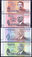 CAMBOYA CAMBODIA SET 100 500 1000 2000 RIELS 2012-2014 (2015) PICK NEW 63 64 65 66 UNC - Cambodia
