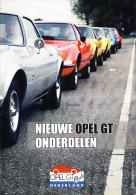 OPEL GT CLUB Nederland Magazine - Nr. 4 December 2009 - Tijdschriften