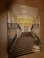 """1983 Livre Avec Dédicace Manuscrite De Yves Beauvalot à Mme T. Pour Son Livre  """"JACQUES GABRIEL A DIJON """" - Livres Dédicacés"""