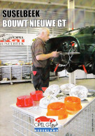 OPEL GT CLUB Nederland Magazine - Nr. 4  December  2010 - Tijdschriften