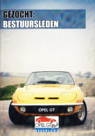 OPEL GT CLUB Nederland Magazine - Nr. 2  Juni  2010 - Tijdschriften