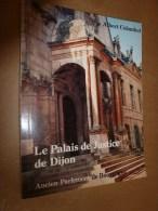 """1983 Dédicace Manuscrite De Albert Colombet à Mme T. Pour Son Livre  """"LE PALAIS DE JUSTICE DE DIJON ANCIEN PARLEMENT """" - Livres Dédicacés"""