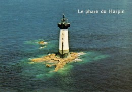 Postcard - Pierre De Herpin Lighthouse, France. 125 - Faros