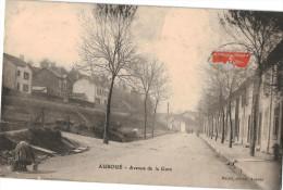 Carte Postale De AUBOUE - Francia