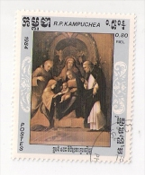 KAMPUCHEA 1984 NATAVITA' - Kampuchea