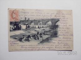 Madrid. - Un Lavadero Del Puente De Toledo. (9 - 1 - 1906) - Madrid