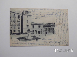 Madrid. - Torre De Los Lujanes. (1904) - Madrid