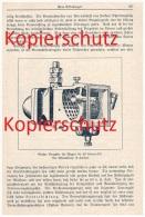 Original Zeitungsbericht - 1926 - Vergaser Für Automobile Und Flugzeuge , Technik , Oldtimer , Flugzeug !!! - KFZ