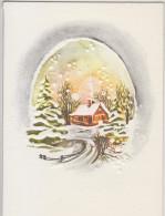 Lithuania. 1989 - Noël