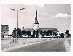 Sleidinge  Kerkplein   Uitg. A. Martens - Oost