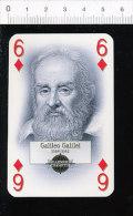 Galileo Galilei / ( Galilée )  / 126/61 - Zonder Classificatie