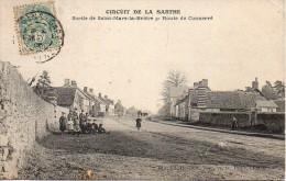72 Circuit De La Sarthe  Sortie De SAINT-MARS-la-BRIERE  Route De Connéré - France
