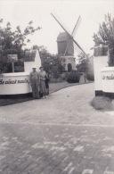 Photo Ancienne Knocke Le Vieux Moulin - Places