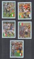 "Paraguay   -   1991.  Pre- Mondiali "" U.s.a. '94 "".  Complete MNH Set - World Cup"