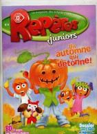 Revue Repere Theme Pomme Mesange Hibou Champignon - Livres, BD, Revues
