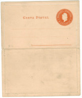 ARGENTINA - CARTA POSTAL 3 CENTAVOS - ESTATUA DE SAN MARTIN - Carte Postale - Postal Card - Intero Postale - Entier P... - Interi Postali